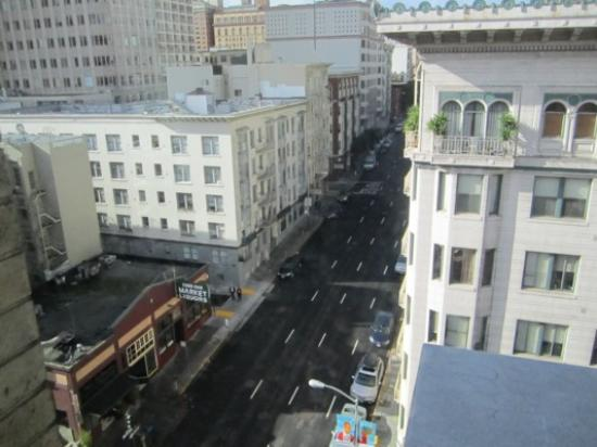 Worldmark San Francisco: View from bedroom
