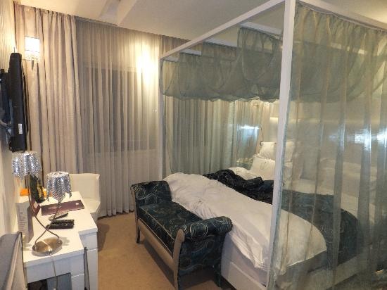 Art Palace & Spa: Chambre Maria Calas