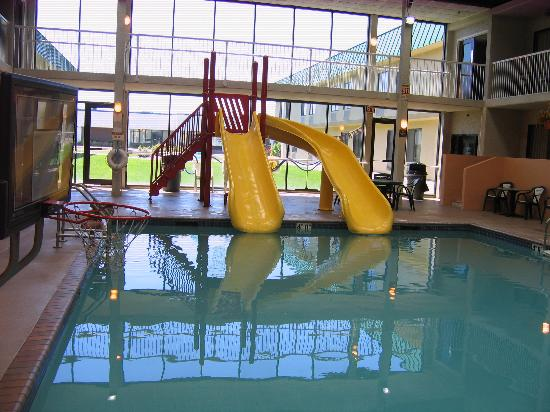Ramada Plymouth Hotel And Conference Center Water Slides