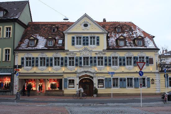 Romantik Hotel Weinhaus Messerschmitt: Exterior