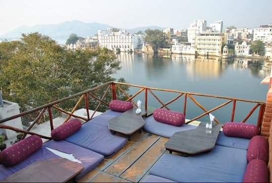 Hotel Nayee Haveli: view from the hotel