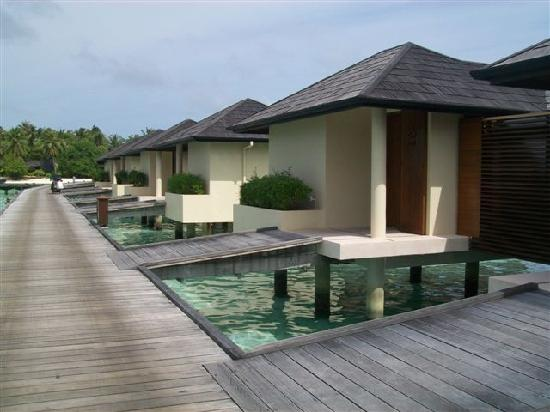 Water Villas Picture Of Paradise Island Resort Spa