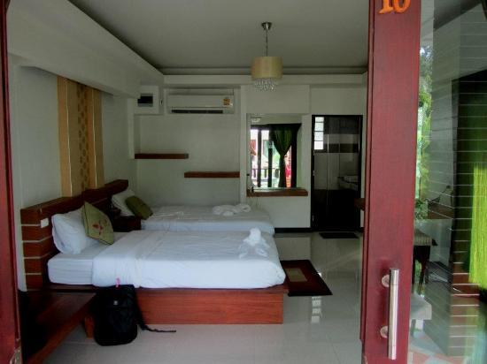 AC Resort: AC Bungalow's