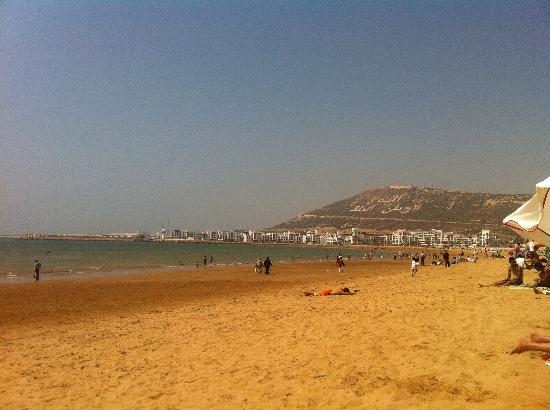 Hotel Sud Bahia: beach