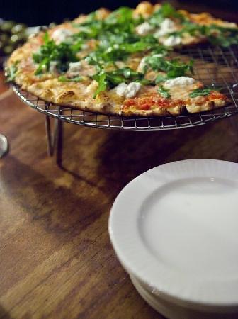 Allium Restaurant & Bar : Allium Pizza Tuesday -- Photo credit Jason Houston