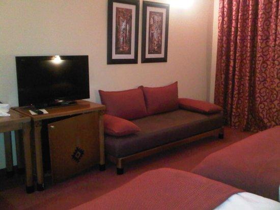 Atlas Medina & Spa: bedroom