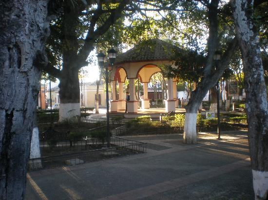 Sombra del Agua Hotel San Cristobal: Sn Cristobal Ciudad sorprendente