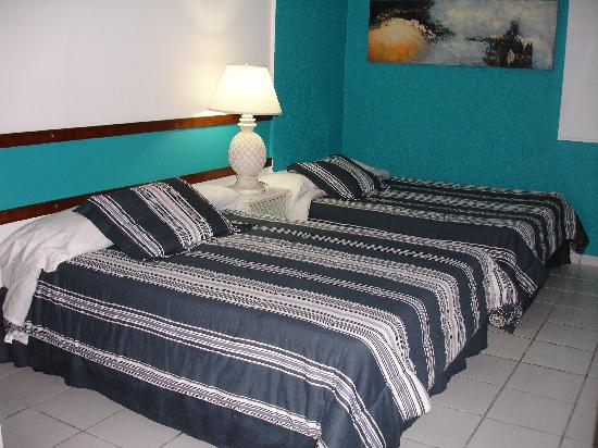 Dreams Hotel Puerto Rico: Two Bed Room