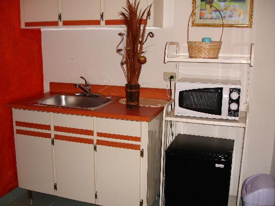 Dreams Hotel Puerto Rico: Kitchenette included