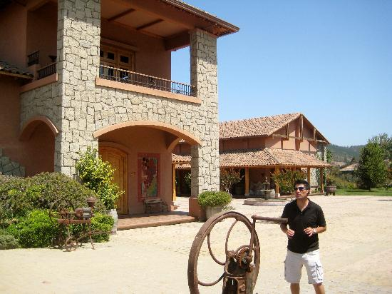 HecTour Service: Winery