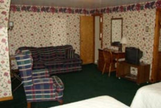 The Stevens Motel : Room