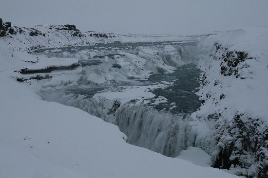 Volcano Tours: 2 in 1 Tour - Gullfoss