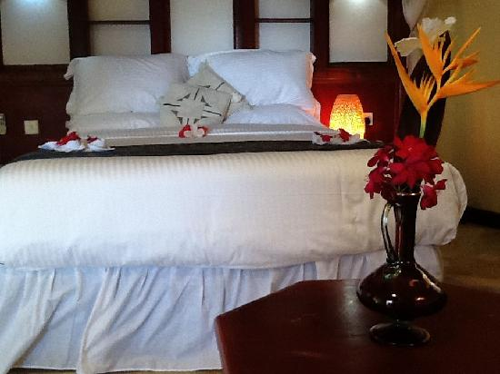Utalii Beach Resort & Spa : bedroom