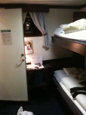 Malardrottningen Yacht Hotel and Restaurant: Camera singola