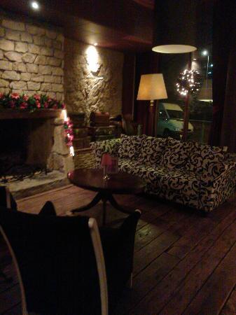Art Hotel Rotterdam : Lounge area