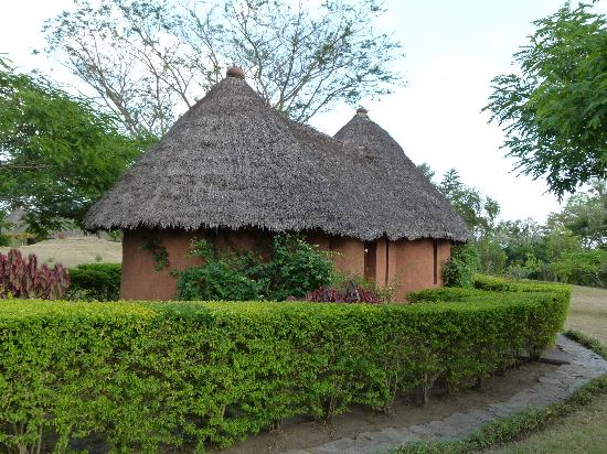 Ngurdoto Lodge : Bungalows