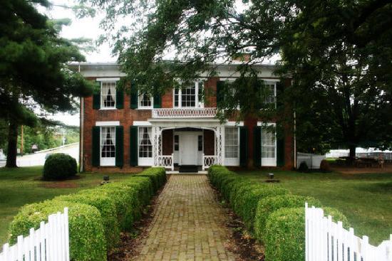อาบิงดัน, เวอร์จิเนีย: Fields-Penn House- Abingdon, VA
