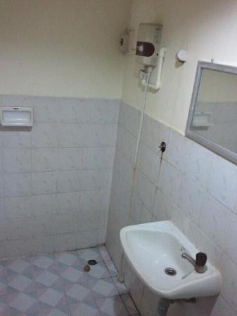 Chiang Mai Inn: salle de bain