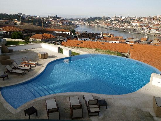 The Yeatman: View from the Room to Porto