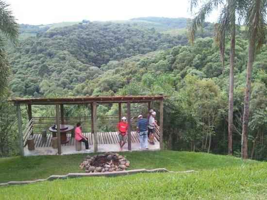 Prudentopolis, PR: Hermosa vista de la selva
