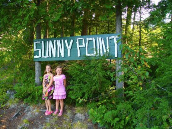 Sunny Point Resort, Cottages & Inn : Princess Pose