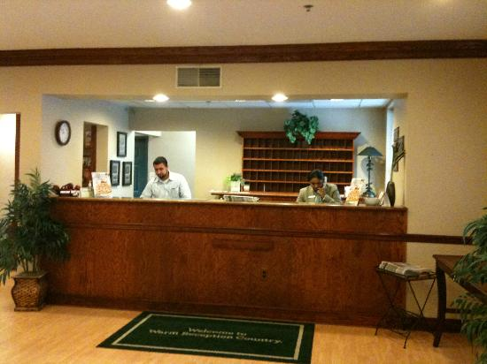 Country Inn & Suites by Radisson, Washington Dulles International Airport, VA: Reception