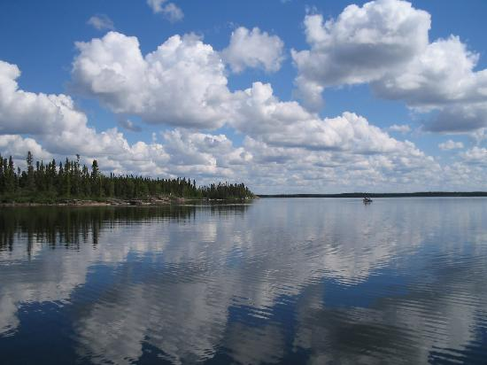 Saskatchewan, Canadá: A great day on the water