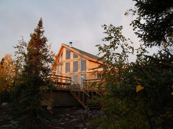 Great remote canadian fishing lodge review of milton for Canada fishing lodges