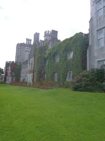 Adare Manor: One side of the Manor