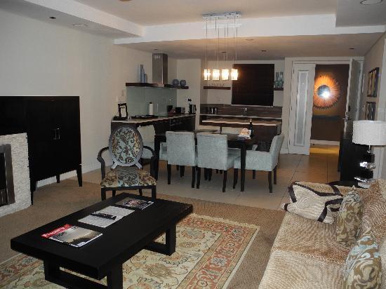 Simola Hotel Country Club & Spa: living room