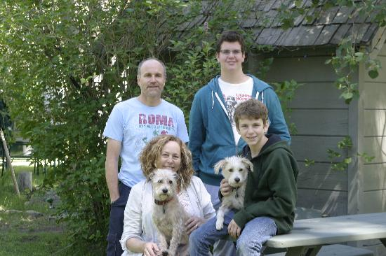 Holly's Place: Family Photo 2011