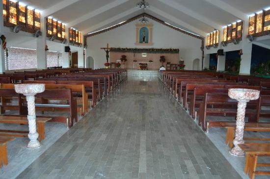 Iglesia de Nuestra Señora del Carmen: esta muy bonita