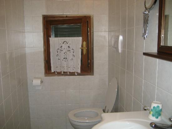 Villa Sant'Uberto Country Inn: Attached bath