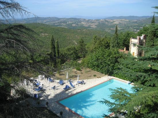 Villa Sant'Uberto Country Inn: Great Pool!