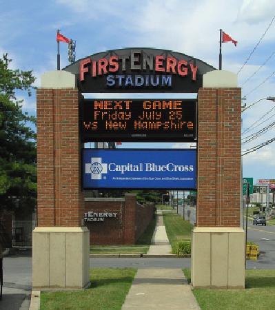 Reading Fightin Phils, FirstEnergy Stadium: Play Ball!
