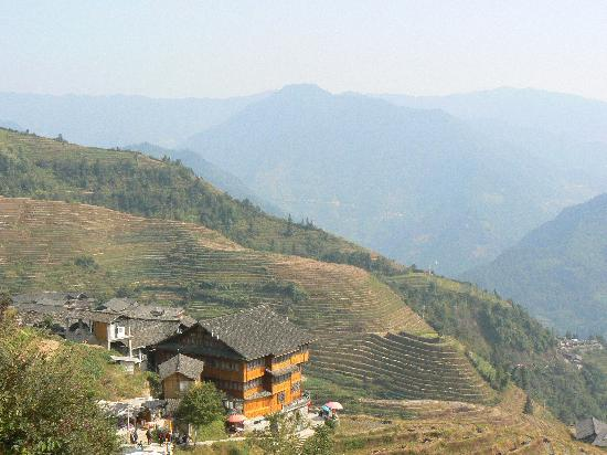 Ping'an Village: Village and terraces