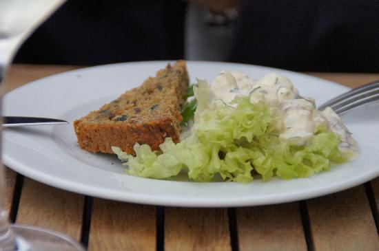 Maritim Krog & Hotell: Toast Skagen