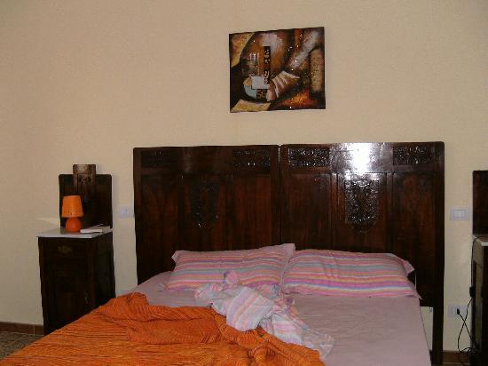 Bed e Breakfast Su Fassoi: la stanza che avevano i ragazzi