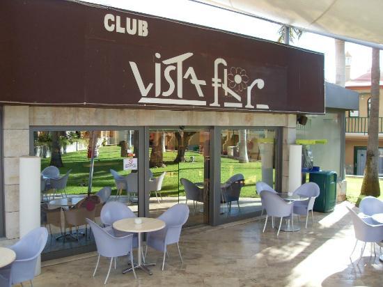 Club Vistaflor: Eingang zur Anlage