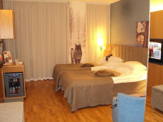 Break Sokos Hotel Levi: Annex room.
