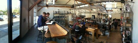 Cafe Intelligentsia : Panorama