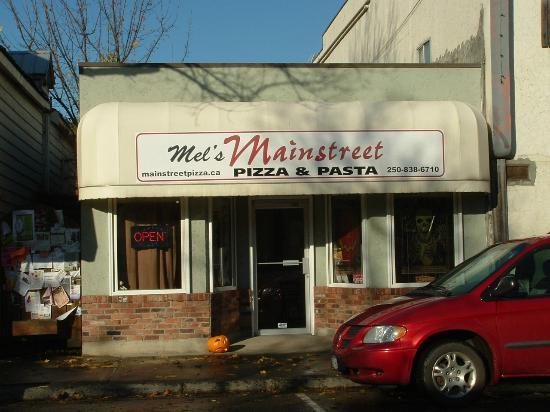 Mel's Mainstreet Pizza & Pasta Enderby