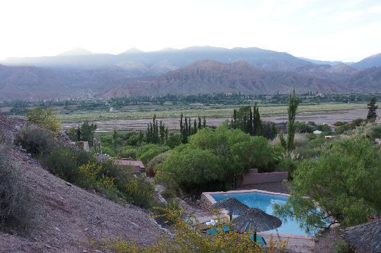 Cerro Chico : View