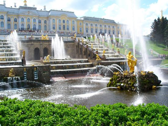 Fourth Century Company - Day Tours: Peterhof