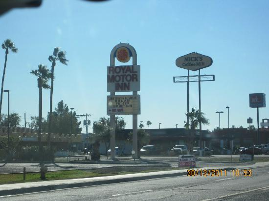 royal motor inn updated 2017 reviews price comparison On royal motor inn yuma az