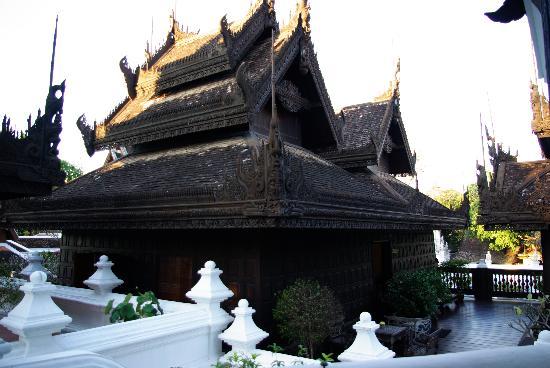 The Dhara Dhevi Chiang Mai: Spa Area