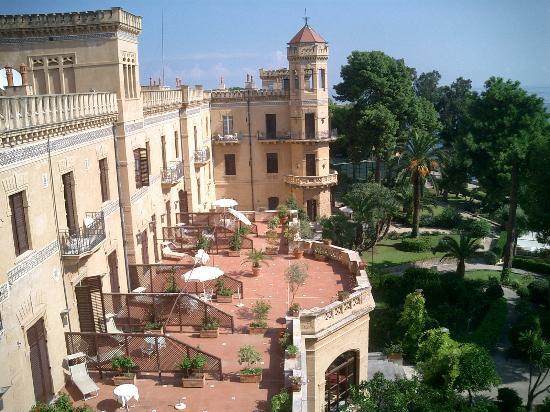 Grand Hotel Villa Igiea - MGallery by Sofitel: terrazza