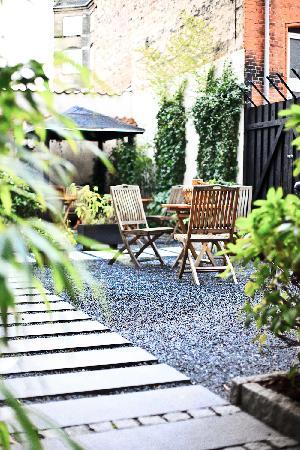 Bertrams Guldsmeden - Copenhagen: Our Garden