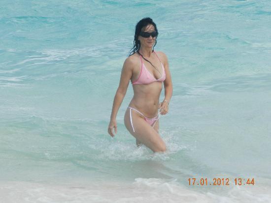 Hotel Riu Palace Punta Cana: en la playa del hotel