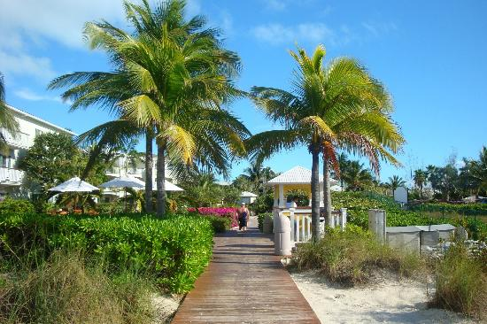 Royal West Indies Resort: Beach hut for towels and beach equipment